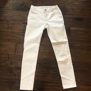 Gap Kids size 16 White Jeans
